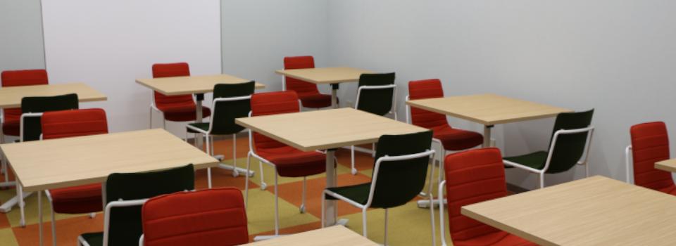 船橋ツインビルレンタル会議室 船橋駅徒歩3分の便利な会議室です